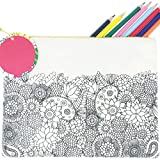 HomyDelight Accessory Pouch - Color Joy 1 lbs 10'' 7.5'' .5''