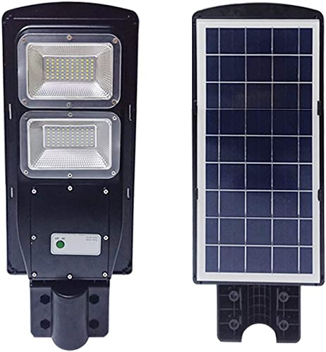 TAIMIKO Solar Street Light for Road width 20 - 30 feet