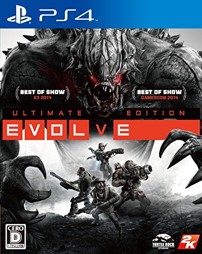 Evolve Ultimate Editionの商品画像