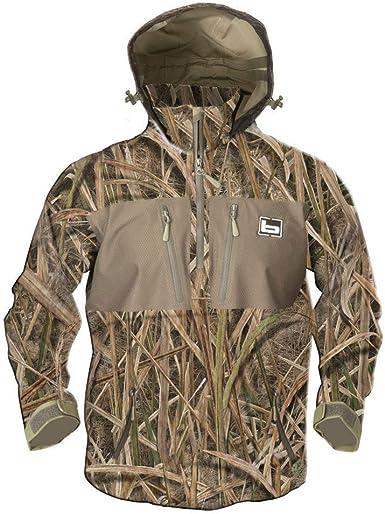 Banded Chesapeake 1//4 Zip Waterproof Pullover Polyester