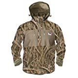 Banded Waterproof 1/4 Zip Hooded Pullover