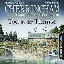 Tod in der Themse (Cherringham - Landluft kann tödlich sein 29) Hörbuch von Matthew Costello, Neil Richards Gesprochen von: Sabina Godec