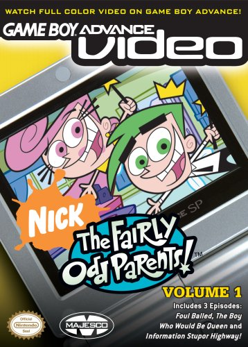 Fairly Odd Parents Video, Vol. 1