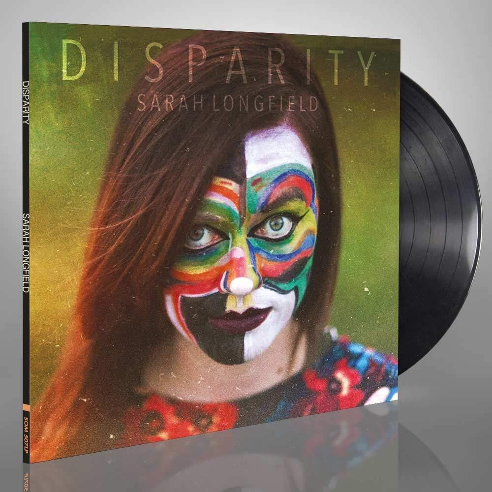 Vinilo : Sarah Longfield - Disparity (LP Vinyl)