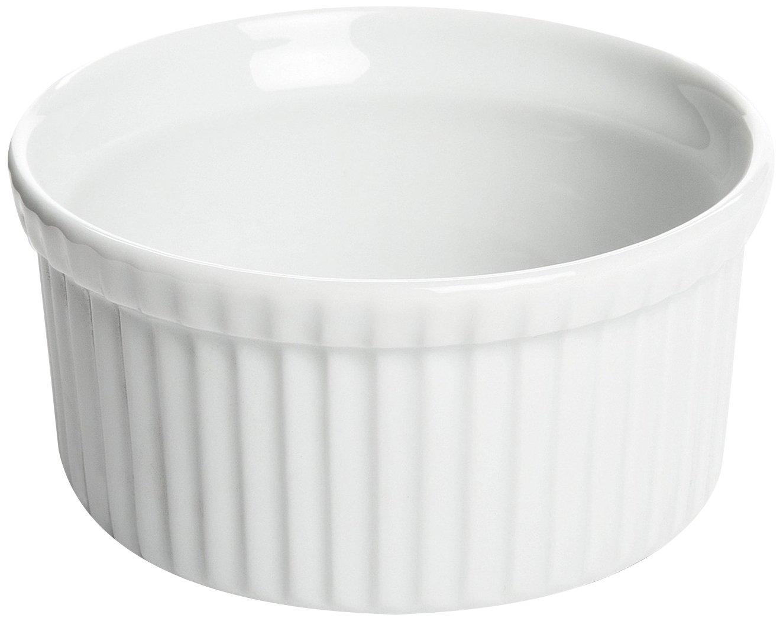 Fox Run 16-Ounce Souffle Dish, White