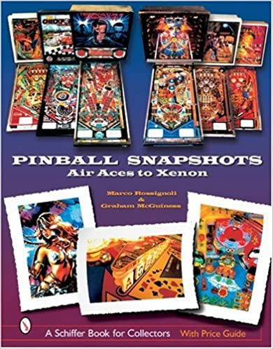 ;;TXT;; Pinball Snapshots: Air Aces To Xenon. consejos Foods generate payout About senal puedas forma