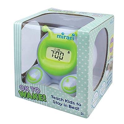 OK to Wake! Children's Alarm Clock & Night-Light: Home & Kitchen