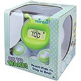 Onaroo OK to Wake Alarm Clock and Night-Light