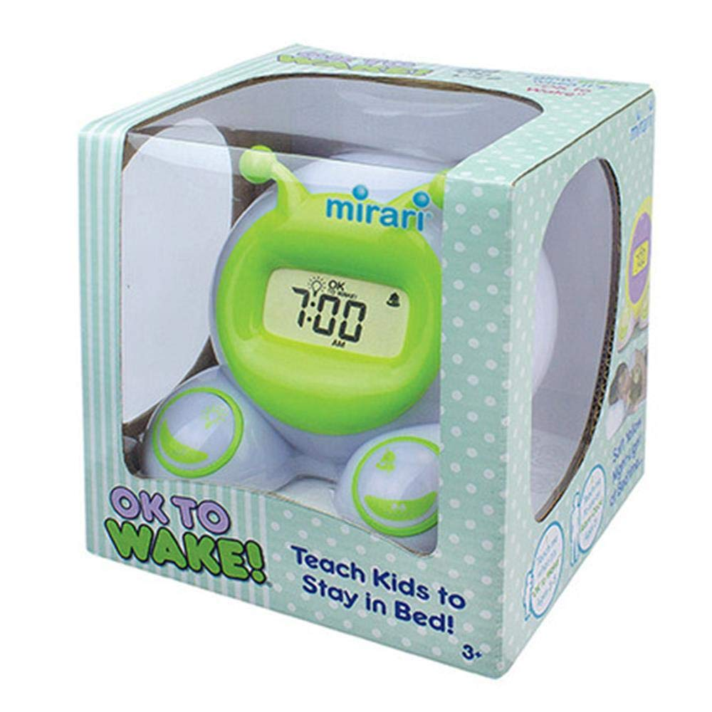 Patch Products LLC OK to Wake! Children's Alarm Clock & Night-Light