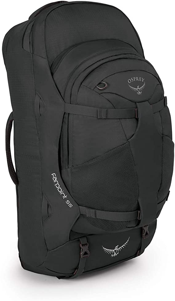Osprey Farpoint 55L Travel Backpack