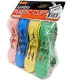 bulk buys Plastic Clips, Jumbo
