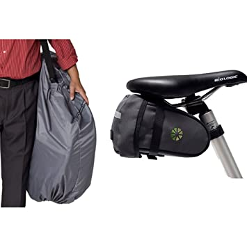 Para bicicletas plegables Dahon texto montaje en asiento 40,64 cm a 60,96