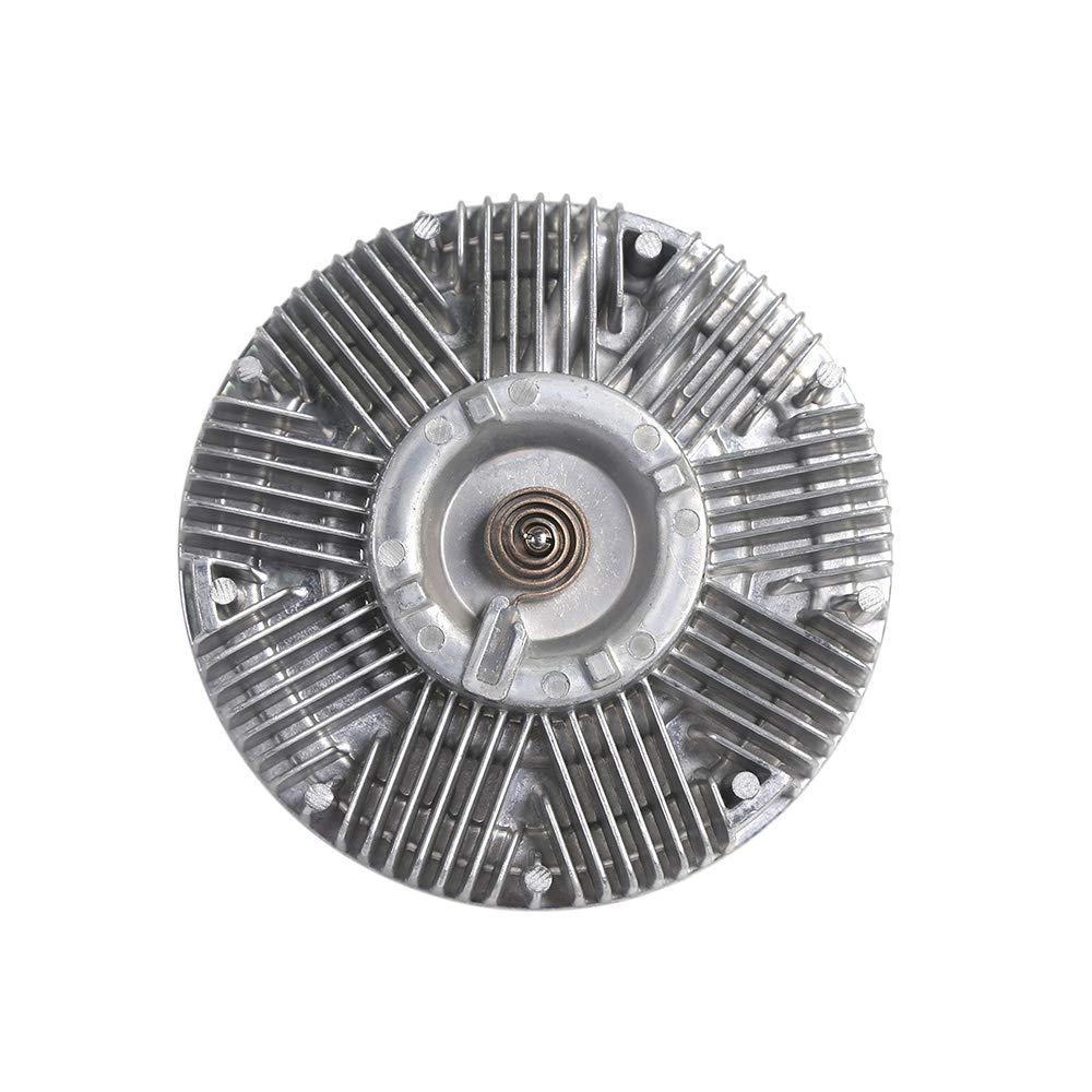 MOCA Engine Cooling Clutch Compatible with 97-08 Ford F-150 4.2L 4.6L /& Ford F-150 5.4L /& 04 Ford F-150 Heritage 4.2L V6 V8
