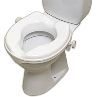 2 inch toilet seat. NRS Healthcare Linton Plus Raised Toilet Seat 2 inches Height  Eligible for VAT relief in Aidapt inch Senator with Lid