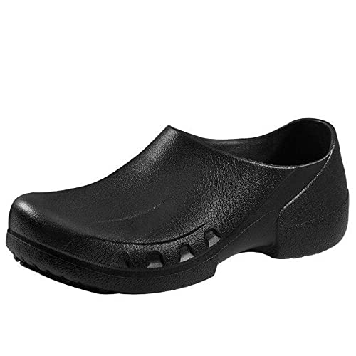 yoweshop chef shoes kitchen non slip safety clogs for men women rh amazon co uk kitchen shoes non slip singapore non slip kitchen shoes target