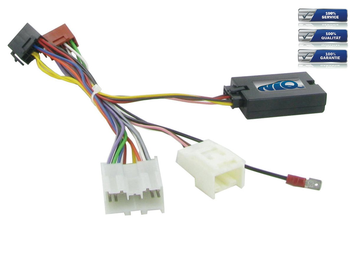 Lenkrad Fernbedienung Adapter Mitsubishi Colt für: Amazon.de: Elektronik