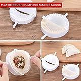 Vistaric 3PC Dumpling Maker Molud Dough Press