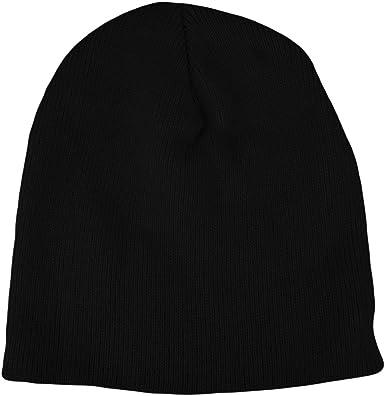 Childrens Superstrech Winter Short Beanie Hat Made in USA