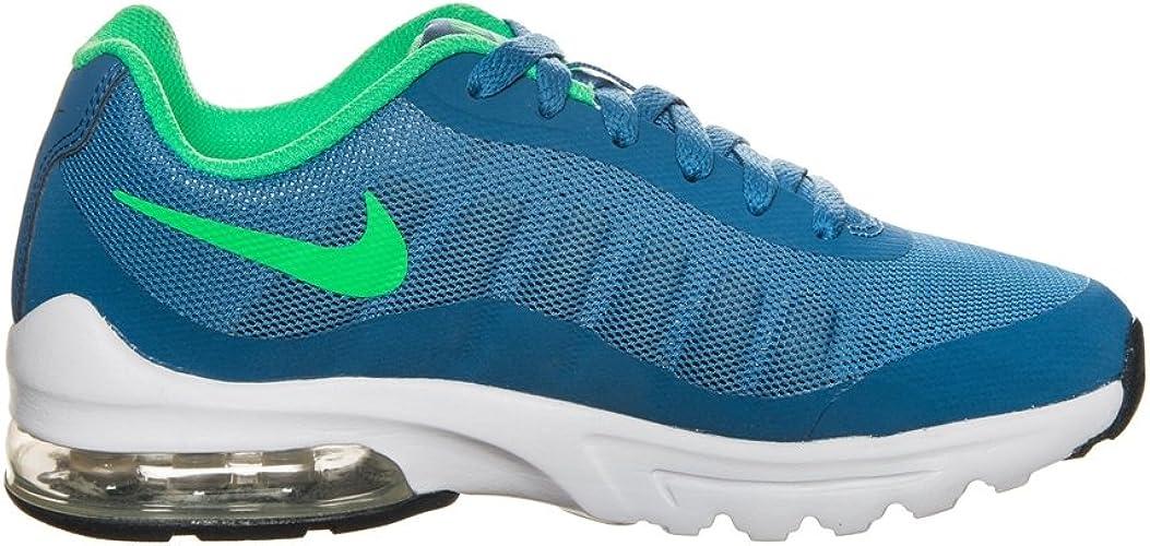 Nike Air MAX Invigor (GS), Zapatillas de Running para Niños, Azul ...