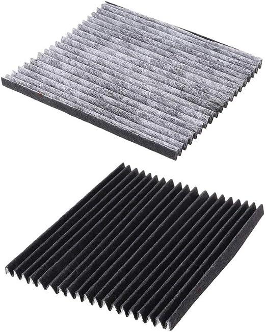 Lyqdxd 2 piezas/paquete de filtros de aire de refrigerador de carbón activado para frigorífico Electrolux EAFCBF: Amazon.es: Hogar
