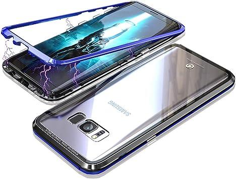 Jonwelsy Funda para Samsung Galaxy S8 Plus (6,2 Pulgada), Fuerte ...