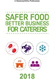 Safer Food Better Business for Caterers Restaurants Takeaways Full Updated Pack SFBB 2018 - Includes 12 Month Diary