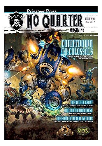 No Quarter Magazine Issue # 41
