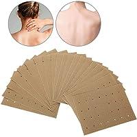 Warmtepleister Zelfverwarmende patch, 20 stuks natuurlijke sticker Moxibustion Moxibustion-patch Houd je lichaamsdelen…