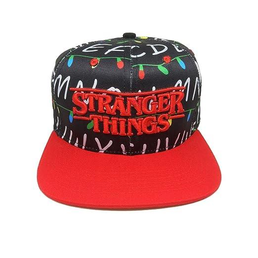 Stranger Things Dustin Hat Gorra de Béisbol para el Verano Hip Hop ...