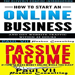 How to Start an Online Business Box Set