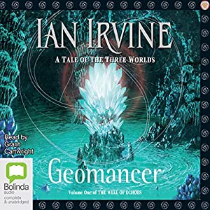 Geomancer: Well of Echoes, Book 1 Hörbuch