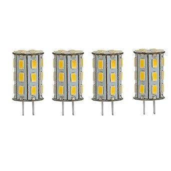 Bombillas LED Lampe GY6.35 5W AC/DC 12V Blanco cálida Blanco Cálido 3000K