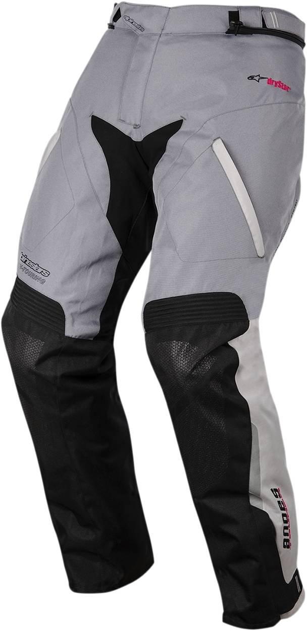 Alpinestars Andes Drystar Waterproof Textile Pants 2013 Grey Black XXXL/XXX-Large
