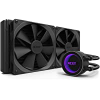 NZXT Kraken X62 280mm All-in-one Water/Liquid CPU Cooling with Software Controlled RGB Lighting