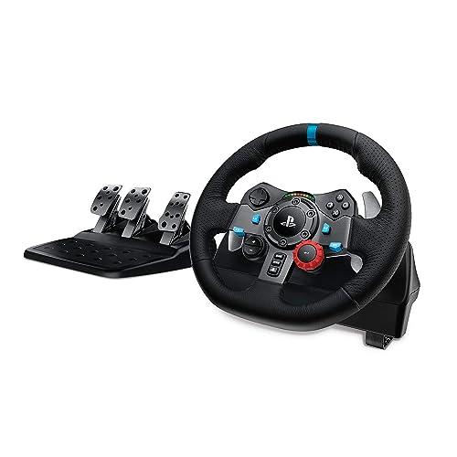 Logitech Driving Force G29 Volante de carreras para PS4 PS3 y PC