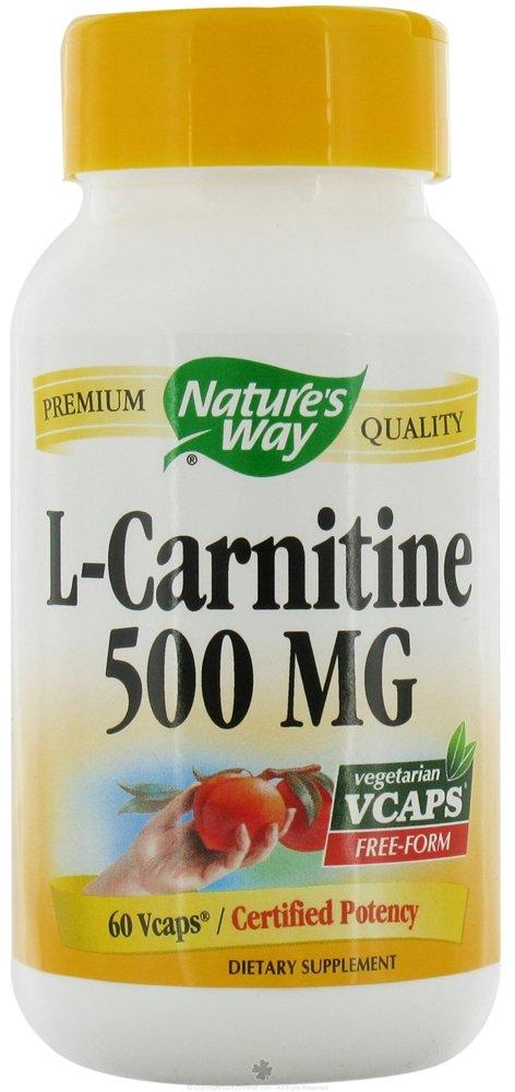 L-Carnitine, 60 vcap ( Multi-Pack)