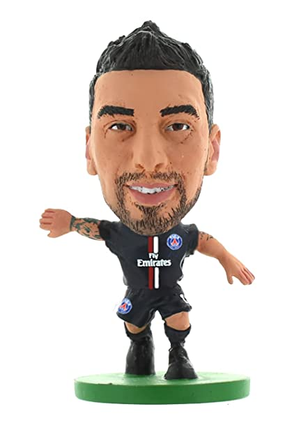 a1ef8f858 Amazon.com  Soccer Starz - Paris St Germain Ezequiel Lavezzi Home ...