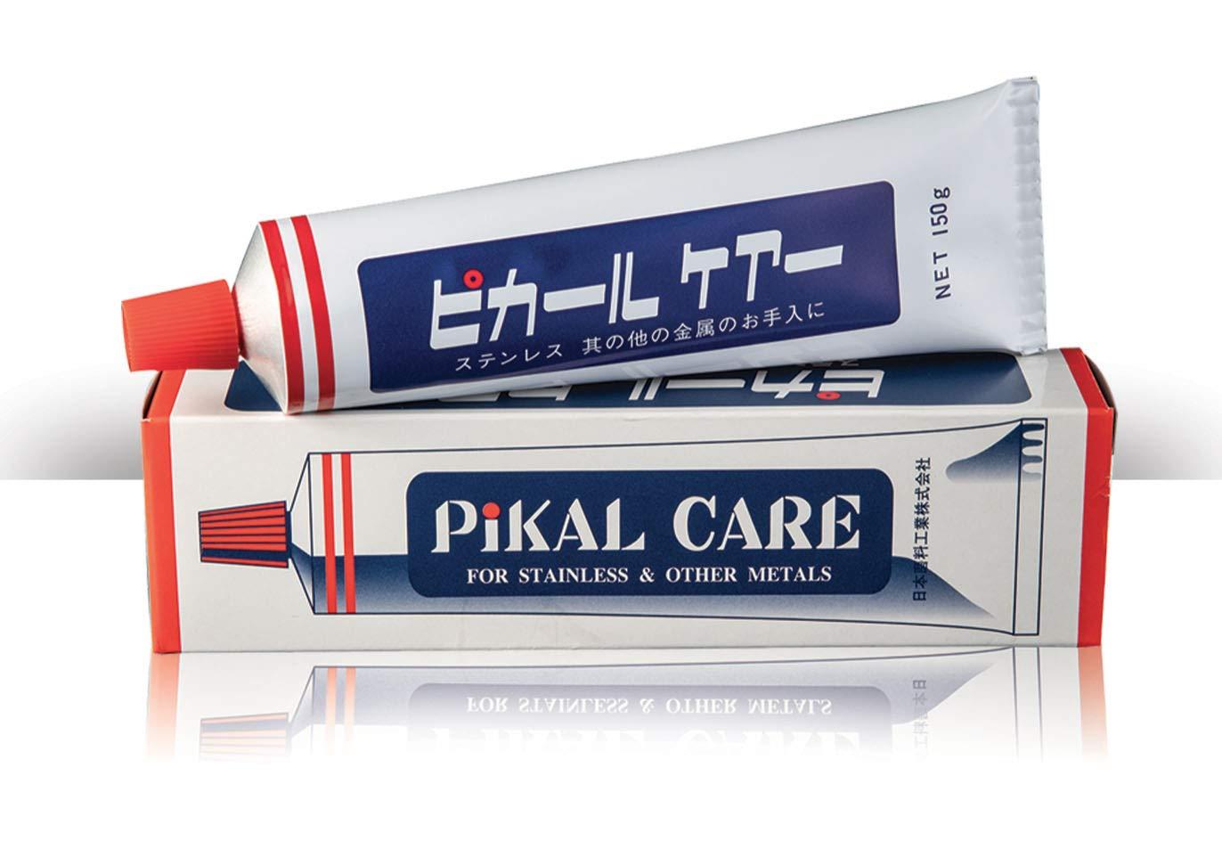 Pikal Care Metal Polish 150 G Alle Produkte