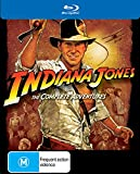 Indiana Jones the Complete Adventure Blu Ray Boxset Limited Edition [Blu-ray]