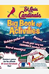 St. Louis Cardinals: The Big Book of Activities (Hawk's Nest Activity Books) Paperback