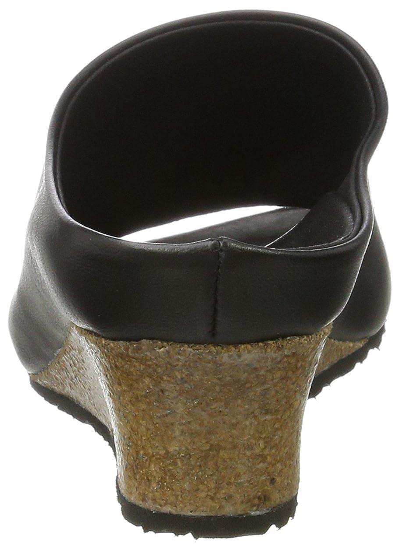 Papillio Damen Damen Papillio Debby Textil Pantoletten Schwarz (schwarz) f7f839