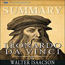 Summary: Leonardo da Vinci Audiobook by Readtrepreneur Publishing Narrated by Eddie Leonard Jr.