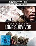 Lone Survivor Ultra HD Blu-ray