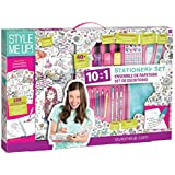 Style Me Up - Cool Stationery Set for Girls and Teen - Scrapbook Kit for Girls - Birthday Gift for Teens and Girls - SMU -226