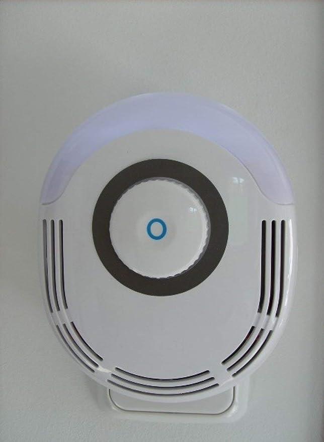 Generador de ozono y Mr. Healthy-Purificador de aire, 2 en 1 ...