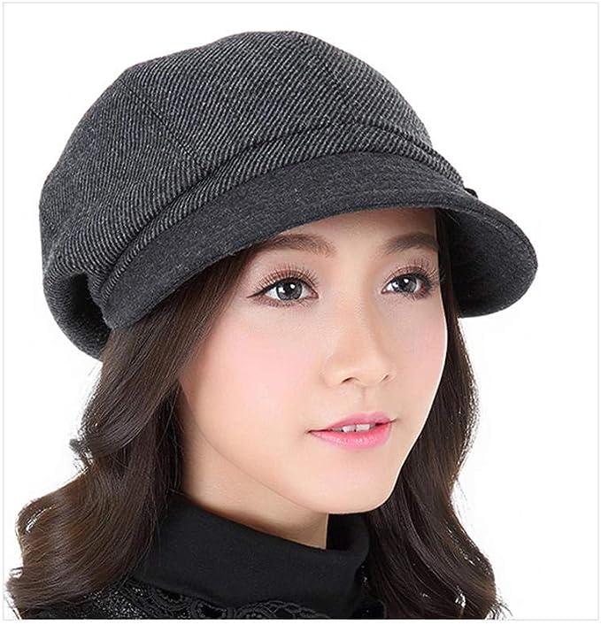 WEIYONGXING-MZ Sombreros y Gorras para Mujer Moda Casual ...