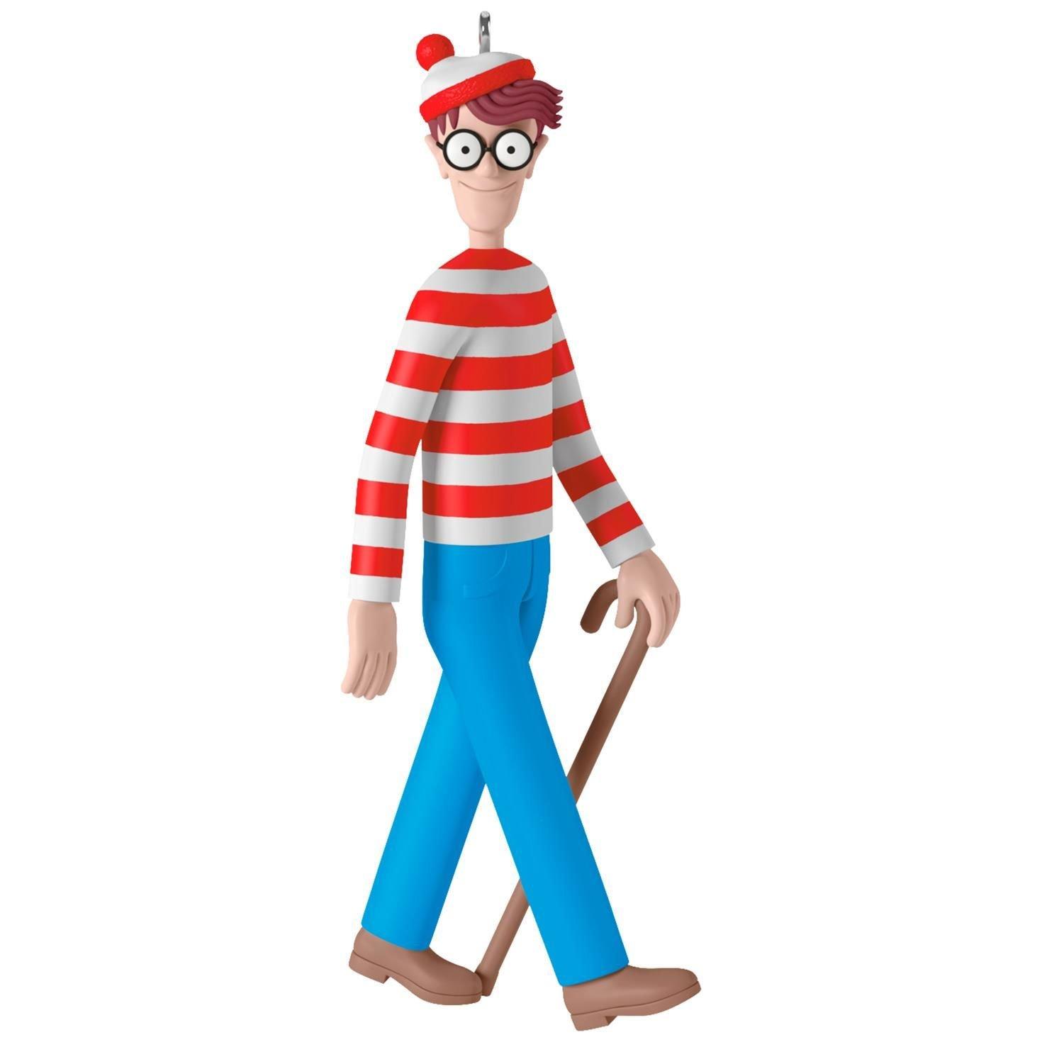 Where's Waldo? Ornament