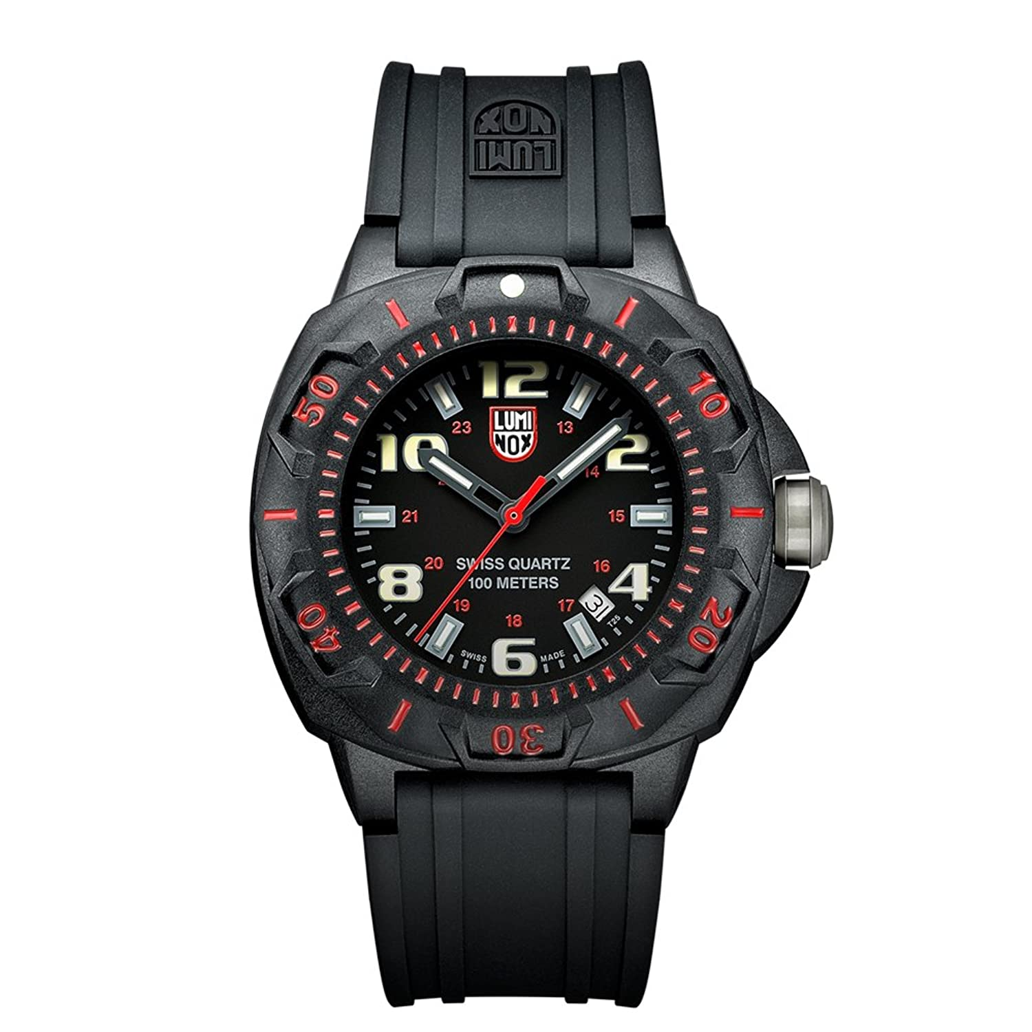 Luminox Sentry 0200 Herren-Armbanduhr Analog Quarz Plastik - XL.0215.SL