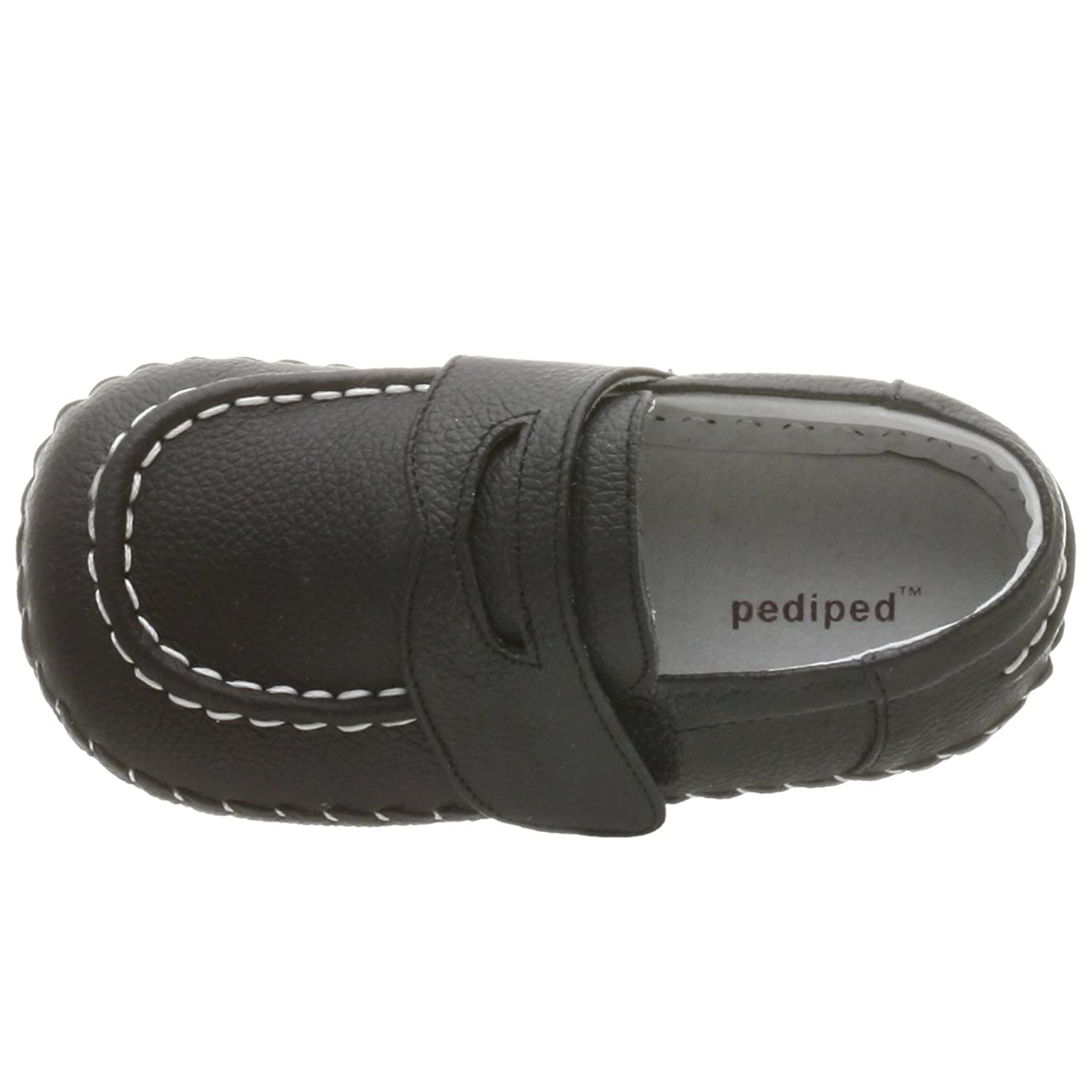 Amazon pediped Originals Charlie Loafer Infant