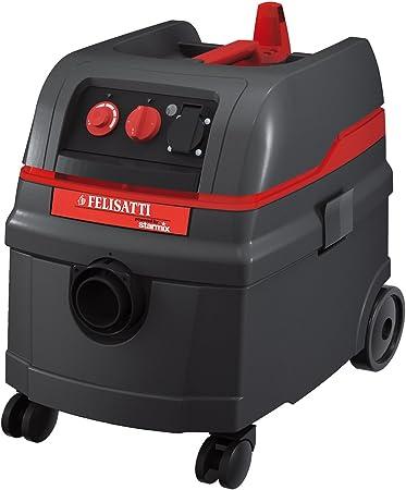 Felisatti 196000570 Aspirador industrial, 25 L, 1400 W, 220 V ...